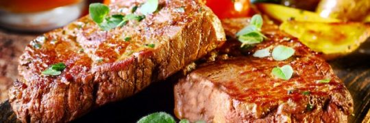 Rump steak image